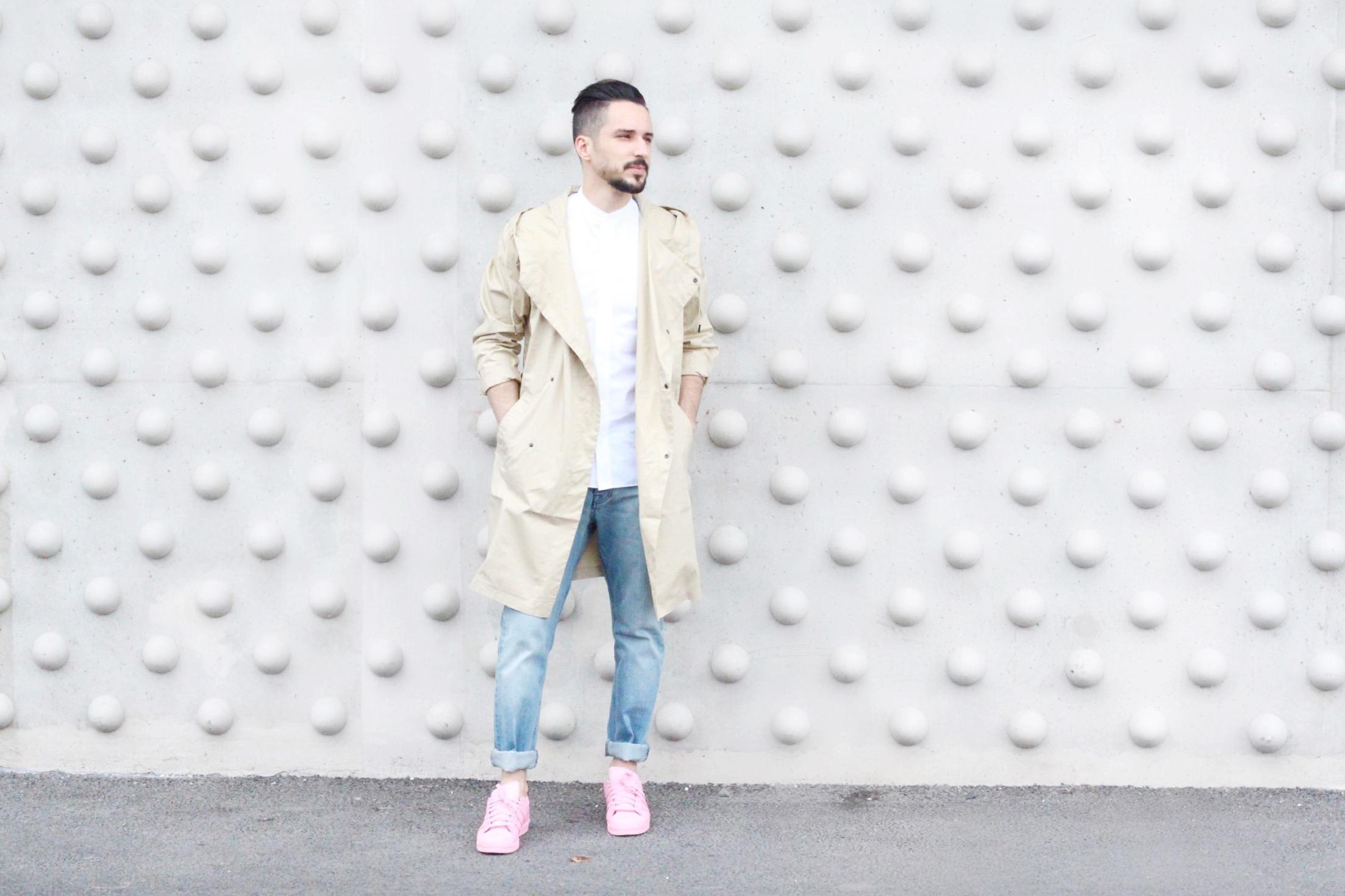 Adidas Superstar Rose Pale Porter