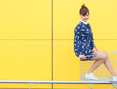 robe-col-claudine-baskets