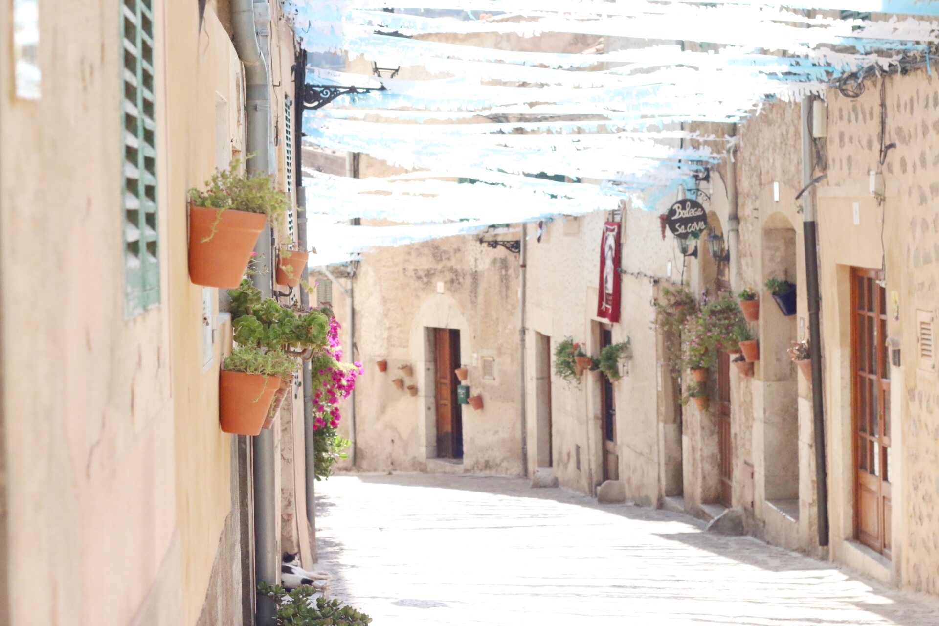 village-majorque
