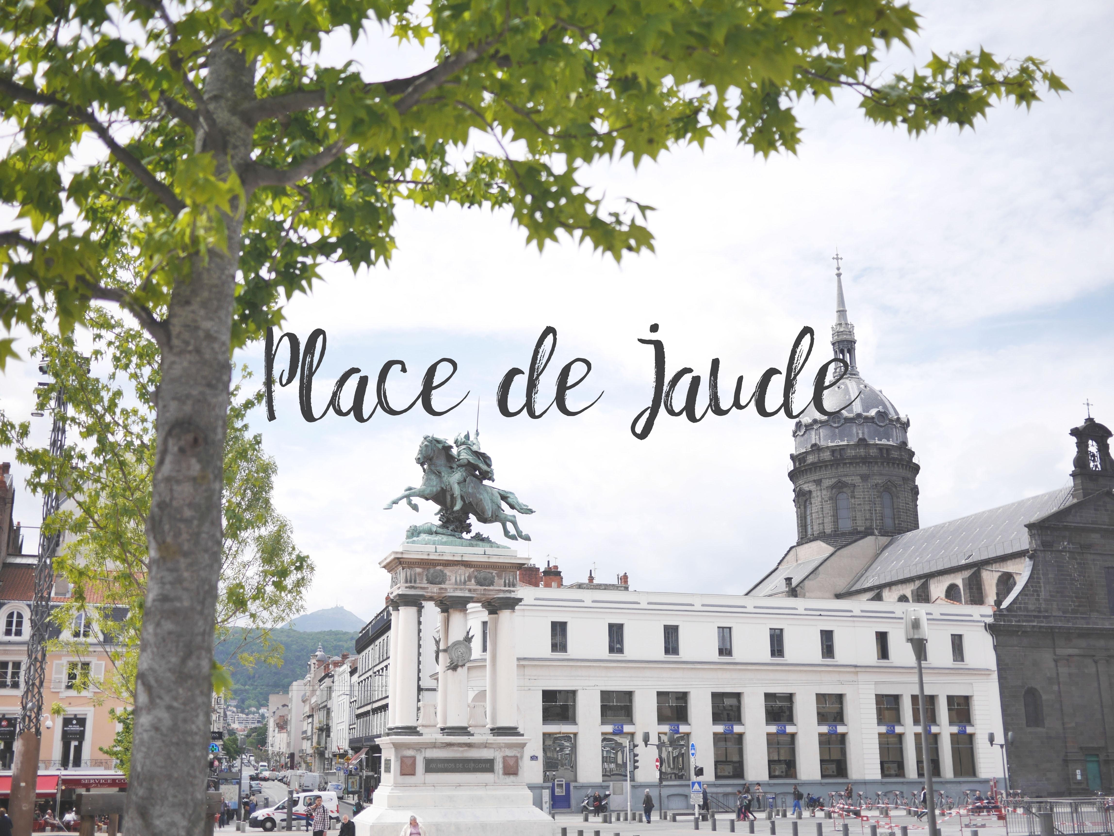 place-de-jaude-clermont