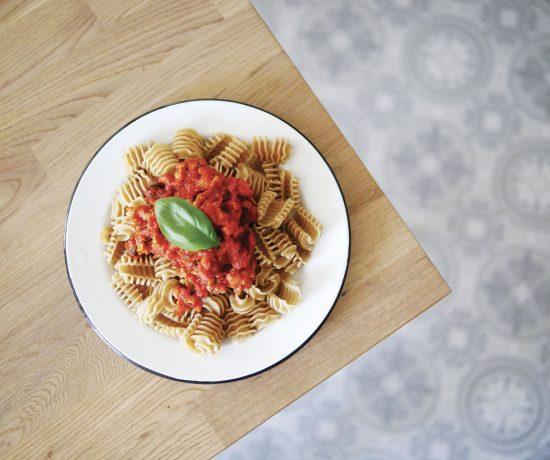 bolognaise-vegetarienne