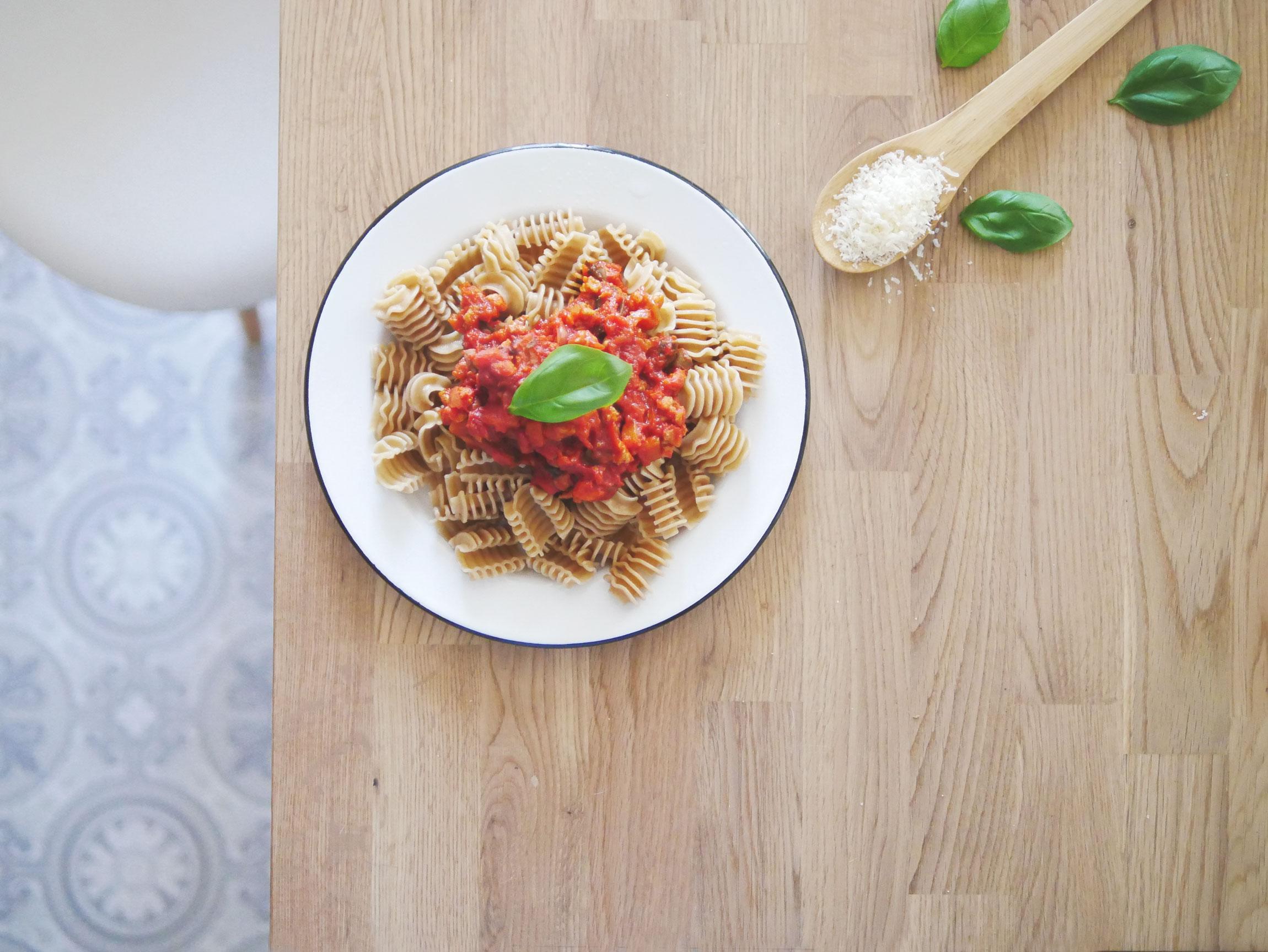 bolognaise-veggie